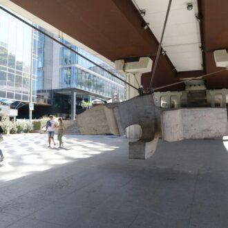 Museo esculturas aire libre